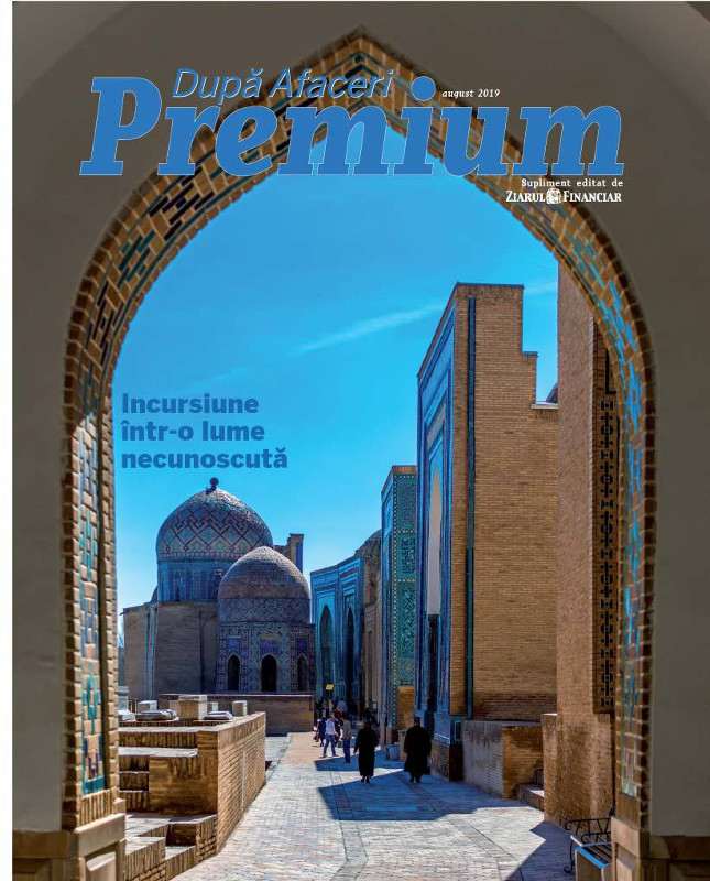 După Afaceri Premium ~~ Incursiune intr-o lume necunoscuta ~~ August 2019