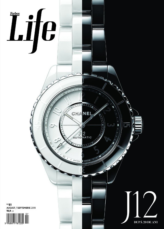 Forbes Life Romania ~~ August-Septembrie 2019