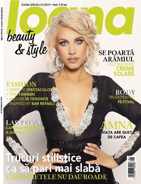 IOANA Beauty and Style ~~ Vara 2019 ~~ Pret: 10 lei