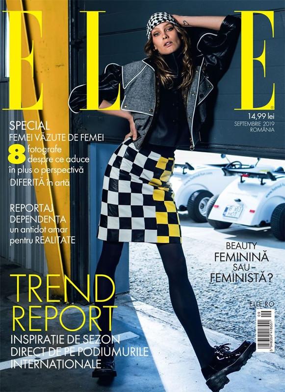 ELLE Magazine Romania ~~ Trend Report ~~ Septembrie 2019