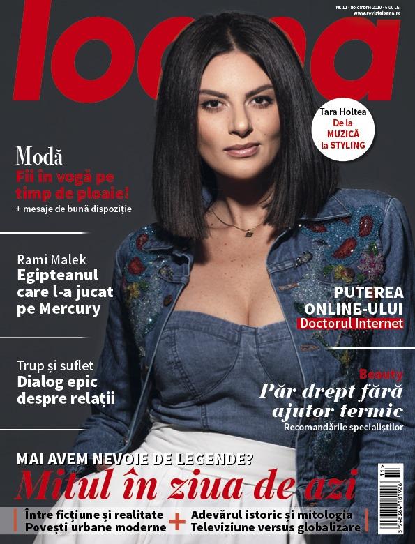 IOANA ~~ Coperta: Tara Holtea ~~ Noiembrie 2019