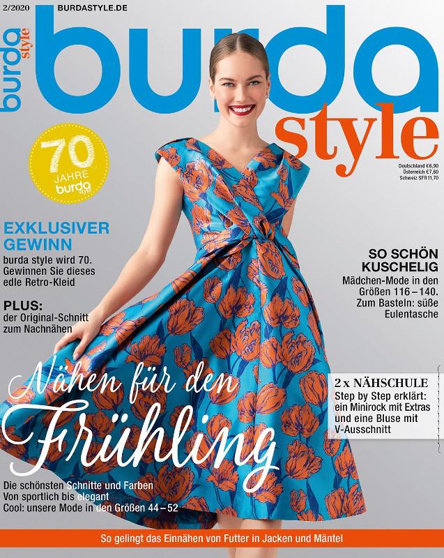 Burda Style Germania ~~ Februarie 2020