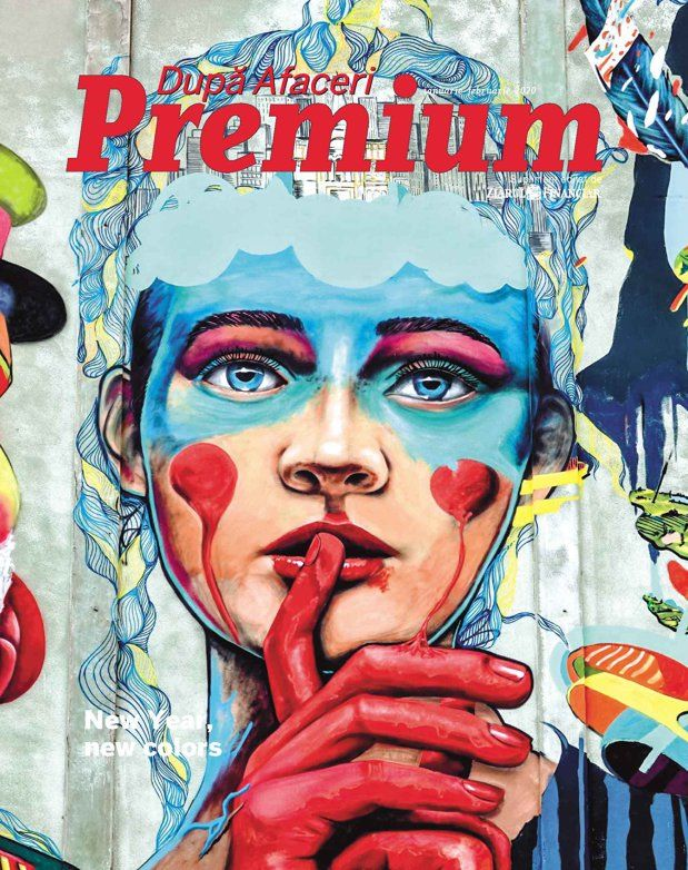 Dupa Afaceri Premium ~~ New Year, new colors ~~ Ianuarie-Februarie 2020