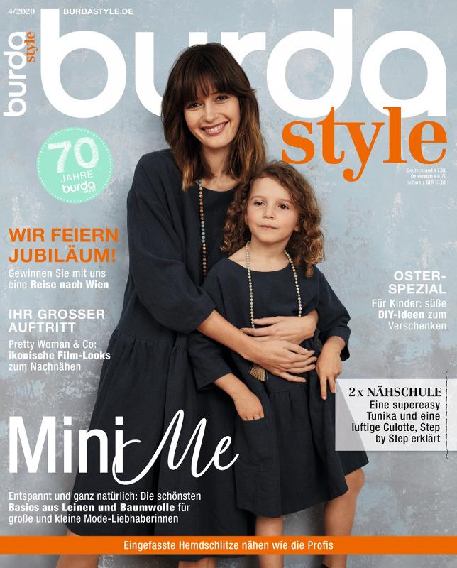 Burda Style Germania ~~ Aprilie 2020