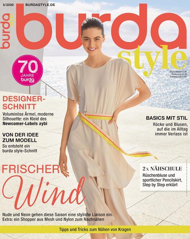 Burda Style Germania ~~ Mai 2020