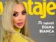 Revista AVANTAJE ~~ Coperta: Diana Bianca ~~ August 2020