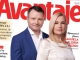 Revista Avantaje ~~ Coperta:  Manuela și Florin Hozoc ~~ Martie 2021