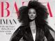 Harpers Bazaar Magazine Romania ~~ Coperta: IMAN ~~ Aprilie 2021