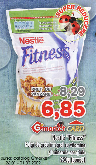 Cereale integrale Fitness