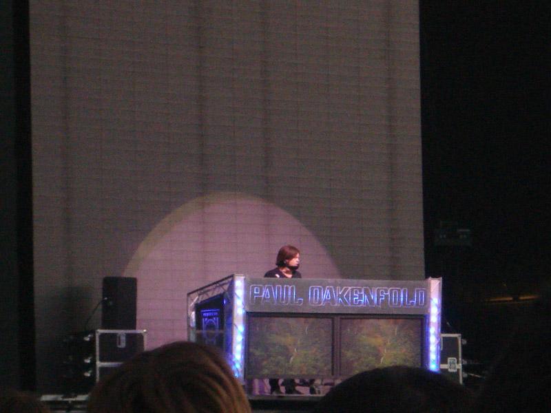 Poza de la concertul Madonnei, sustinut la Bucuresti, in Parc Izvor, Miercuri 26 August 2009