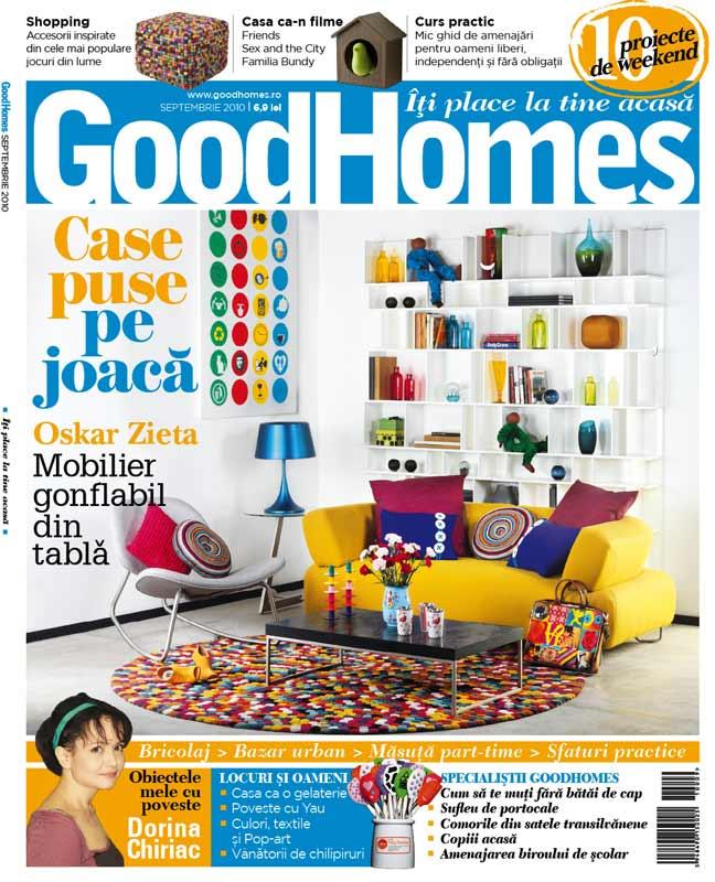 Good Homes ~~ Case puse pe joaca ~~ Septembrie 2010