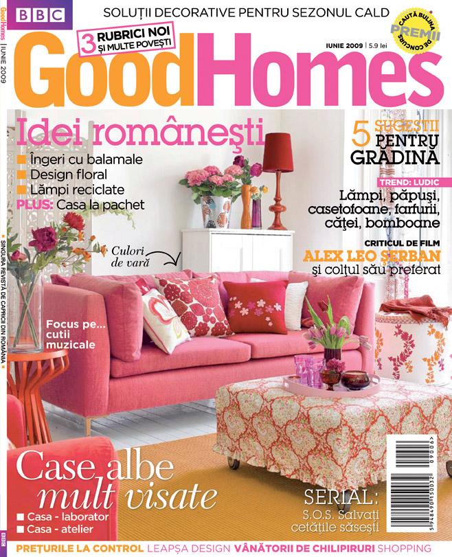 Good Homes Romania :: Idei Romanesti :: Iunie 2009