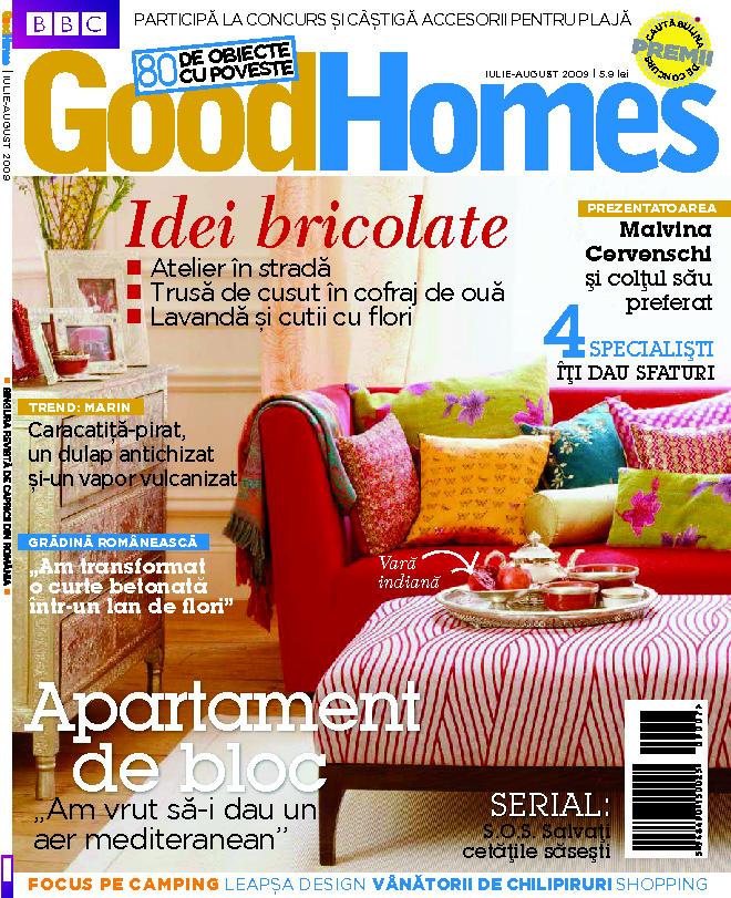 Good Homes Romania :: Idei Bricolate :: Iulie - August 2009