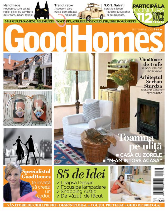 Good Homes Romania :: Toamna pe ulita :: Septembrie 2009