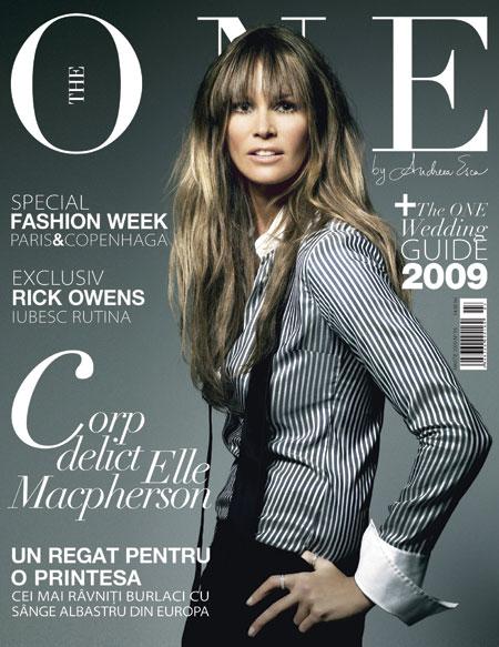 The One :: Elle Macpherson :: Aprilie 2009