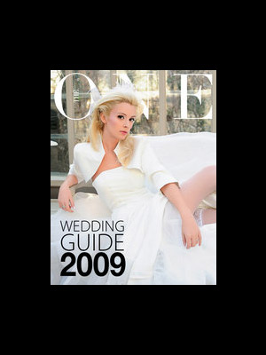 The One Wedding Guide :: Aprilie 2009