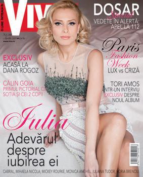 Viva! :: Julia :: Aprilie 2009