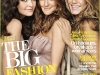 Marie Claire US :: Ginnifer Goodwin & Drew Barrymore & Jennifer Aniston :: Martie 2009
