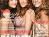 Marie Claire Romania :: Ginnifer Goodwin & Drew Barrymore & Jennifer Aniston :: Aprilie 2009