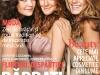 Marie Claire Romania :: Ginnifer Goodwin & Drew Barrymore & Jennifer Aniston :: Aprilie 2009