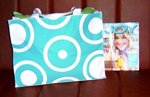 Cadoul revistei Joy, August 2008
