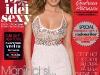 Coperta revistei Cosmopolitan Romania, Decembrie 2008 (Coperta Andreea Patrascu)