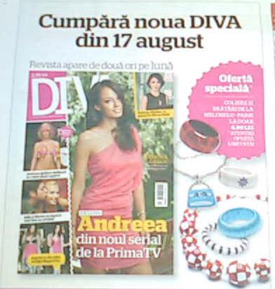Diva :: Bijuterii Meli-Melo :: 17 August 2009
