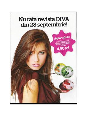 Diva ~~ Lip balm Vera Valenti (cu aroma de ananas, mere verzi sau capsuni) ~~ 28 Septembrie 2009