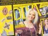 Colectia de 7 inele Meli Melo Paris ce sunt cadou in revista Diva, in  numarul din 2 Februarie.Coperta: Diana Dumitrescu
