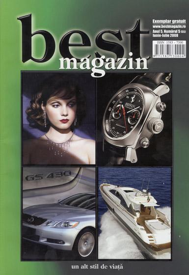 Revista gratuita Best Magazin