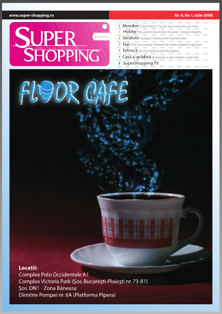 Revista gratuita Super Shopping