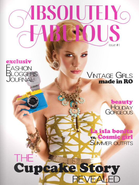 Revista gratuita Absolutely Fabulous Magazine
