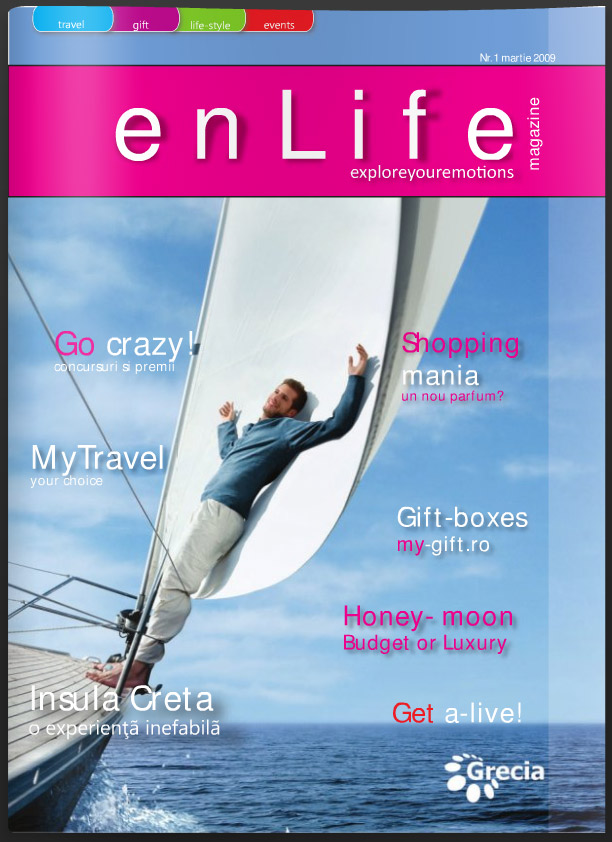 Revista gratuita enLife Magazine