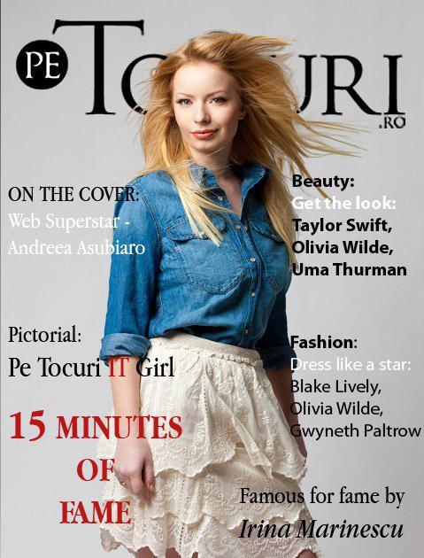 Revista gratuita Pe Tocuri ~~ Martie 2011