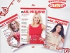 Revista gratuita mAll Inclusive, pentru Plaza Romania si Bucuresti Mall