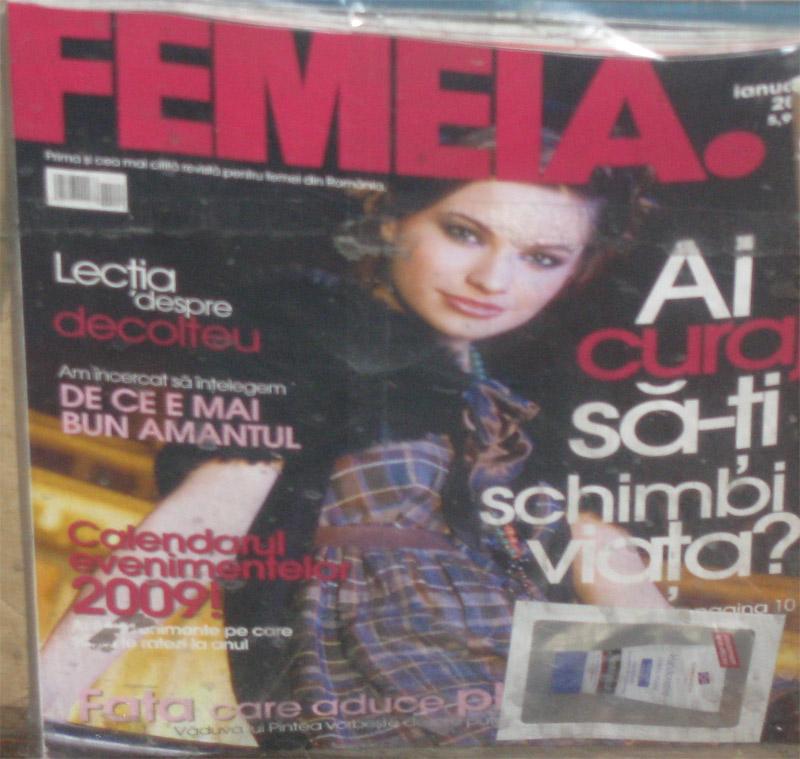 Femeia. :: Ianuarie 2009