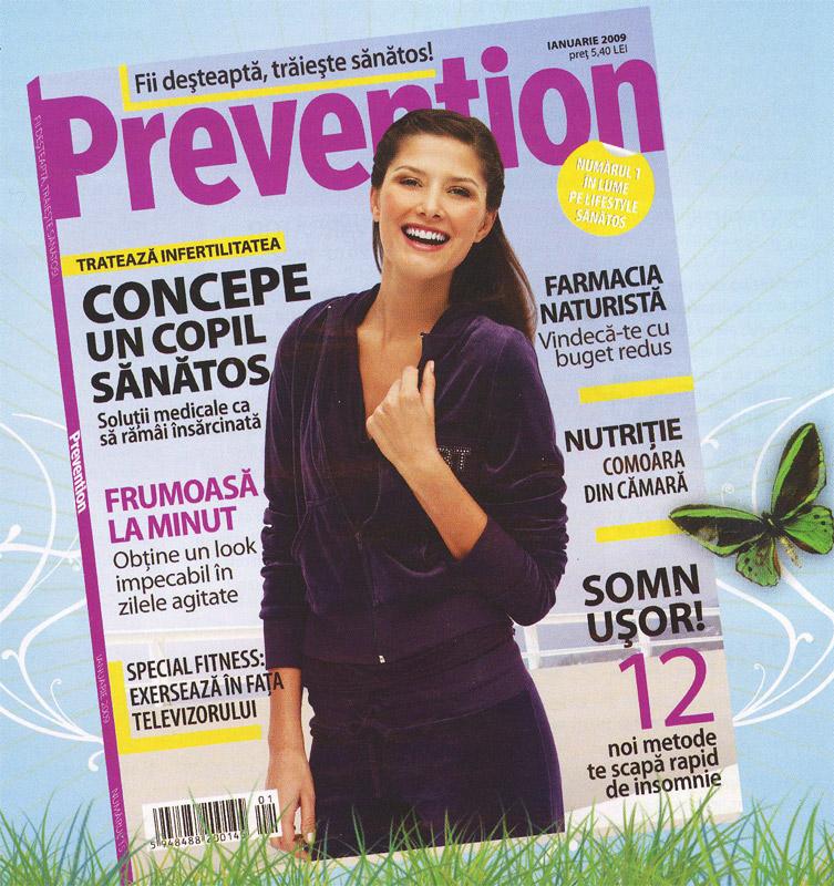 Prevention Romania :: Ianuarie 2009