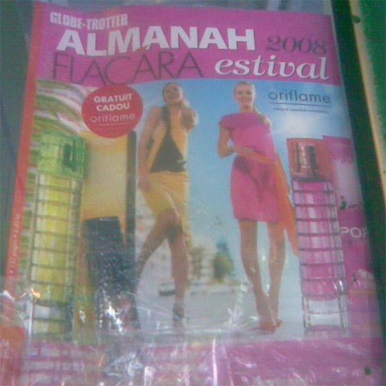 Flacara Almanah Estival 2008
