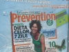 Promo revista Prevention, Iulie 2008