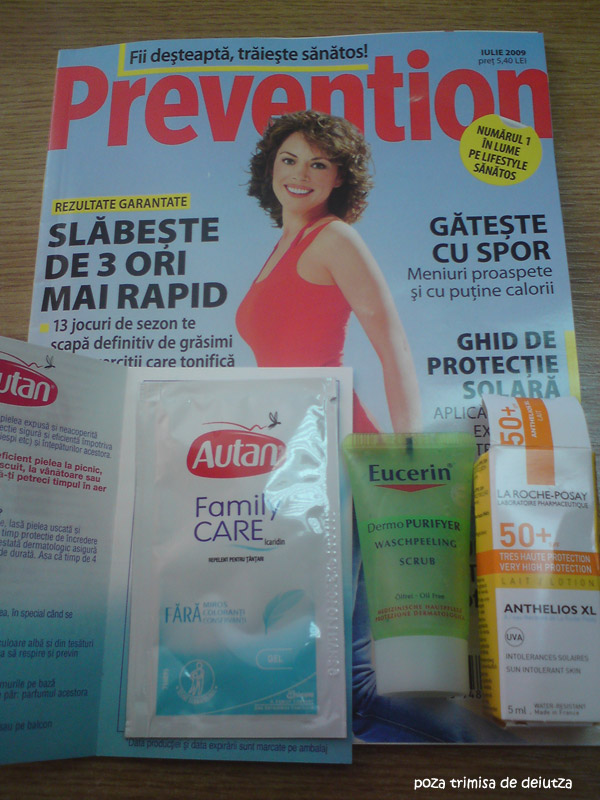 Prevention :: Inserturi :: Iulie 2009