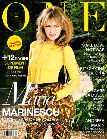The One :: Maria Marinescu :: Iulie 2009