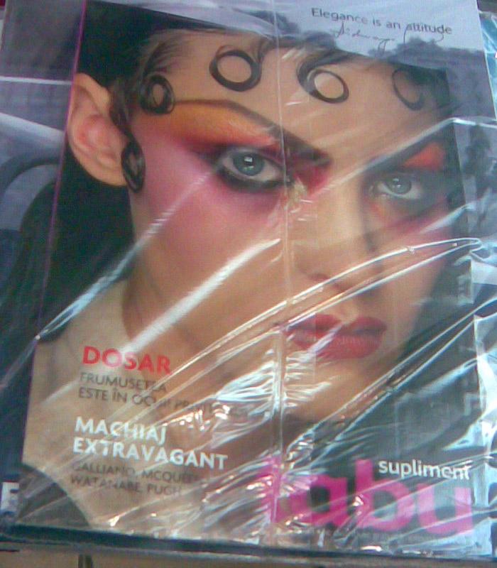 Suplimentul revistei Tabu, Iunie 2008