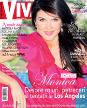 Coperta revistei Viva!, Iunie 2008