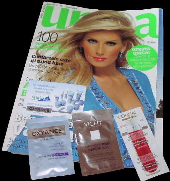 Mostre revista Unica, Iunie 2008