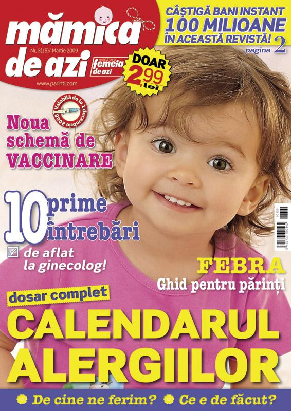 Mamica de azi :: Martie 2009