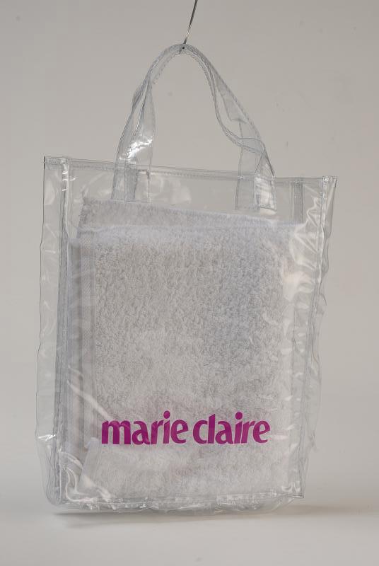 Geanta Marie Claire pentru plaja :: Iunie 2009