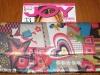 Geanta plic cu imprimeu vesel floral (al doilea model) :: Joy Romania :: Iunie 2009