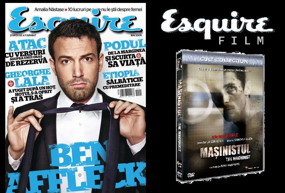 Esquire Romania :: Ben Affleck :: Mai 2009