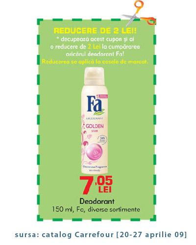 Deodorant FA