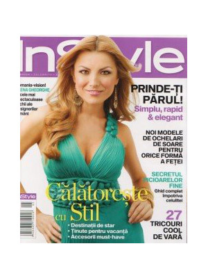 InStyle :: Elena Gheorghe :: Mai 2009